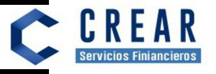 Servicios Financieros Crear